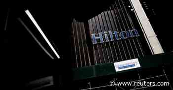 Hilton forecasts firm recovery after swinging to profit on travel demand - Reuters