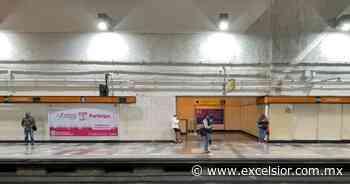 Renueva Metro 24 luminarias en estación Tacuba de L7 - Excélsior