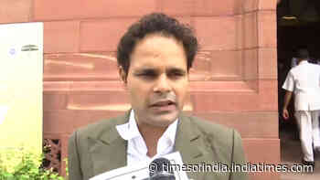 'Govt is mocking democracy': BSP MP Ritesh Pandey