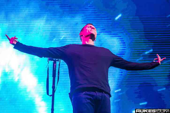 Kaskade's Iconic Headlining Performance at SoFi Stadium has Hit the Internet [WATCH]