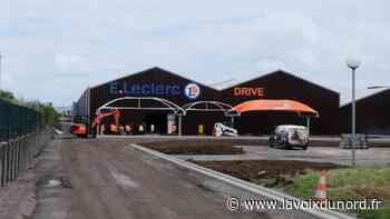 Hallennes-lez-Haubourdin: le recours d'un riverain contre l'arrivée d'un drive Leclerc rejeté - La Voix du Nord