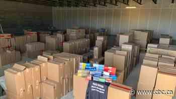 AGLC seizes $4.5M worth of contraband tobacco in Calgary