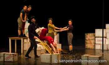 Teatro en San Pedro hoy, mañana y pasado. Mes de las Artes Escénicas - sanpedroinformacion.com