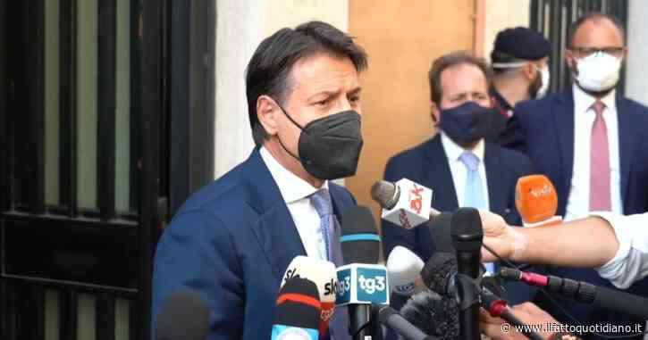"""Giustizia, Conte: """"Non è la nostra riforma ma l'abbiamo migliorata. Rammaricato per l'opposizione della Lega ai processi per mafia"""""""
