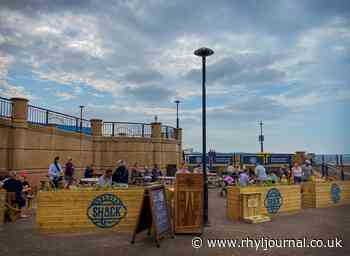 The Shack opens with gourmet fish and chips on Rhyl seafront - Rhyl Journal