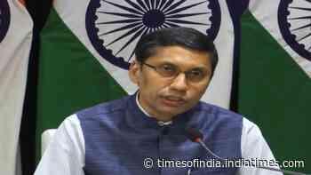 India-EU FTA discussions progressing as per our expectations: MEA