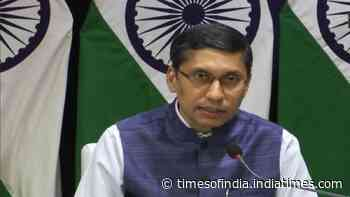 Ascertaining details on UK's announcement of donating 10mn vaccines to commonwealth countries: MEA