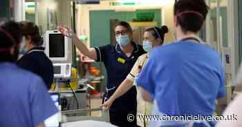 Massive Covid strain on Newcastle hospitals 'stablilised'