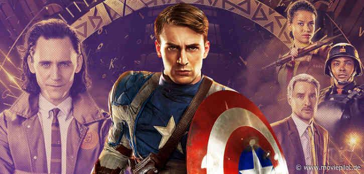 Zerstörtes Marvel-Happy End: Muss Captain America dank Loki doch wieder leiden? - Moviepilot