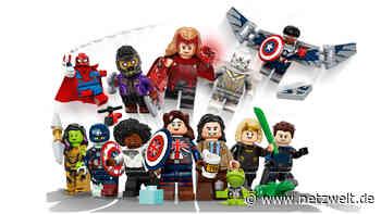 """Marvel: Neue Legofiguren zu """"Loki"""", """"WandaVision"""" und """"What If...?"""" enthalten Spoiler - NETZWELT"""