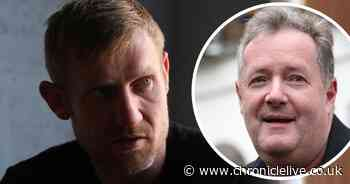 Boxer Tony Jeffries challenges Piers Morgan to £100k charity fight