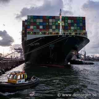 Goederen in containers op de Ever Given terug naar de eigenaars? Dat is niet zo evident