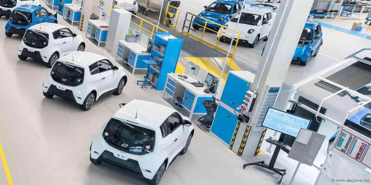 Next.e.GO Mobile bestätigt Mikrofabrik in Bulgarien - electrive.net - www.electrive.net
