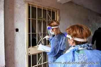 Pandemia de Covid: contagios y vacunados en Florencio Varela al 27 de julio - Cuatro Medios
