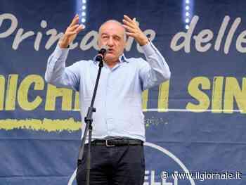 """""""Le regole si rispettano""""...Eil candidatoMichetti abbandona il palco"""