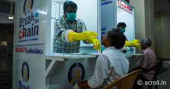 Top 10 Covid updates: Kerala records over 22,000 cases for third day, test positivity rate at 13.53% - Scroll.in