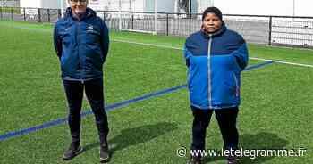 Lesneven - Reprise des entraînements pour les footballeuses seniors du Racing Club Lesnevien - Le Télégramme