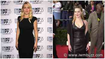 5 Elegant Outfits From Kate Winslet's Closet That Will Last You A LifeTime, Take Hints - IWMBuzz