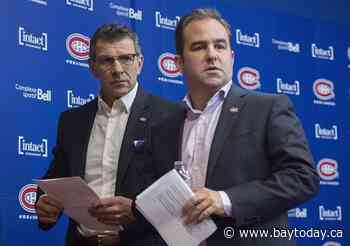 Habs' sponsors satisfied with team owner's apology for drafting Logan Mailloux