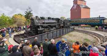 Railway Days at Heritage Park