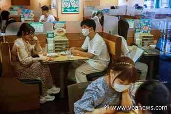 Tokyo Sees Record Surge in Coronavirus Infections During Olympic Games - VOA Asia