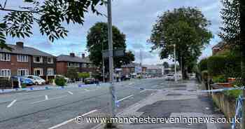 Man in life threatening condition after being hit by car