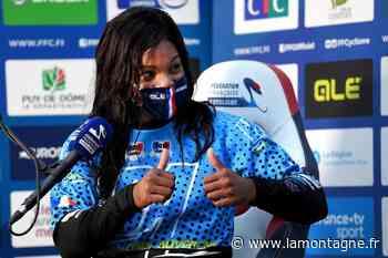 BMX : la Lempdaise Axelle Etienne qualifiée pour les demi-finales - La Montagne