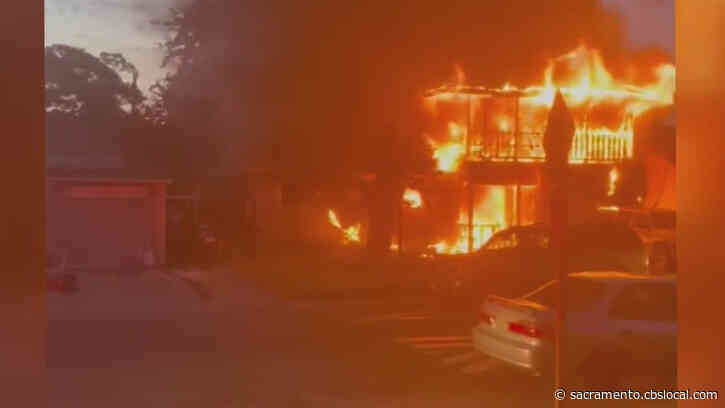 No Working Smoke Detectors In South Sacramento Home Destroyed By Fire