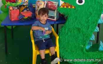 Joal Bernal Torres cumple dos añitos de vida y lo festeja con alegre convivio - Debate