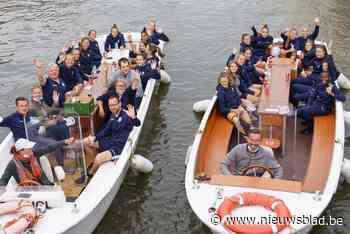 KAA Gent Ladies varen recht naar de titel