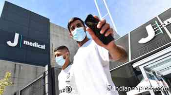 Juventus player has coronavirus, team in isolation - The Indian Express