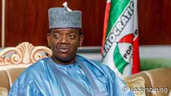 Zamfara Assembly Gives Deputy Governor 48hrs To Appear Over Misconduct - LEADERSHIP NEWS