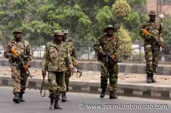 Soldiers arrest 17 Zamfara villagers for alleged complicity with bandits - Premium Times - Premium Times