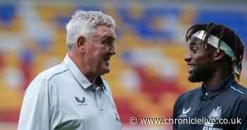 Newcastle release update on Allan Saint-Maximin ahead of Burton Albion clash