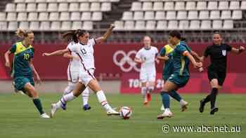 Matildas to take on Great Britain in titanic Tokyo quarter-final