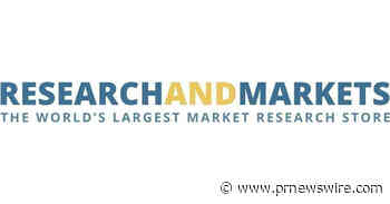 Global Active Pharmaceutical Ingredients CDMO Market Report 2021-2026 - Growth of Small Molecules, Rising API Complexity and the Need to Reduce Costs