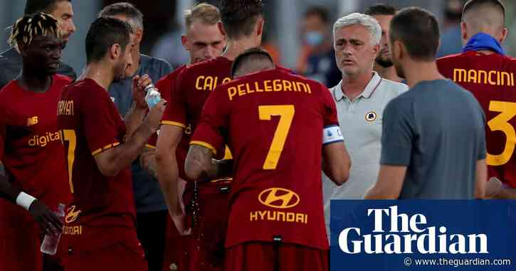 José Mourinho out to prove he can rediscover art of winning at Roma | Nicky Bandini