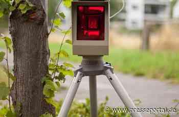 POL-ME: Geschwindigkeitsmessungen in der 31. KW - Kreis Mettmann - 2107132 - Presseportal.de