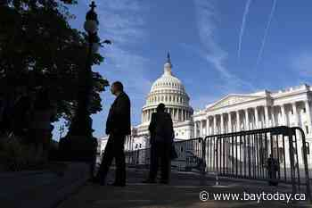 Congress poised to pass Capitol security money, Afghan aid