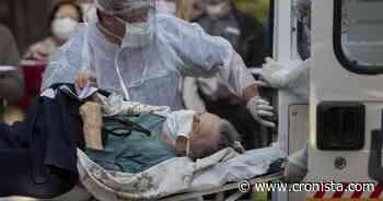 Coronavirus en Argentina: los fallecidos superaron los 105.000 - El Cronista
