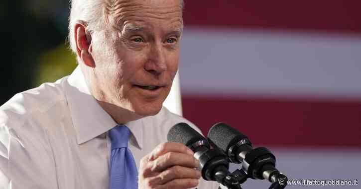 """""""Date 100 dollari ai cittadini che si vaccinano"""": la richiesta di Biden ai governi statali e locali negli Usa"""