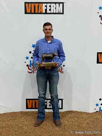 Trevor Johnson – Investing in the future of agriculture - Tri-State Livestock News