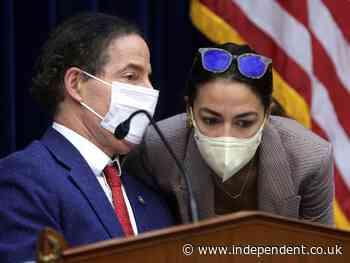 Alexandria Ocasio-Cortez gives thunderous takedown of GOP voter fraud claims