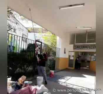 Convocan a voluntarios para pintar el Hospital de Quilmes - Perspectiva Sur