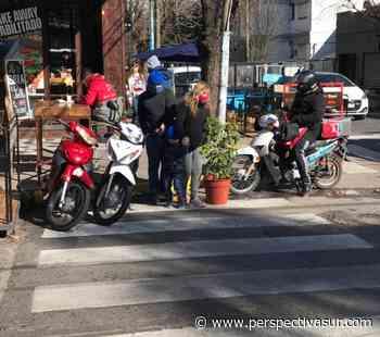Denuncian ocupación de un senda peatonal en Quilmes centro - Perspectiva Sur