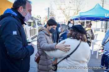 Quilmes: Mayra Mendoza se quejó con un mensaje dirigido a los vecinos - Cuatro Medios