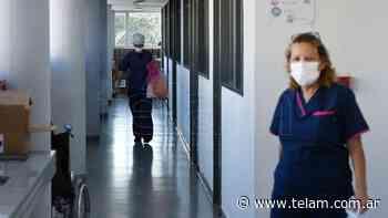 Murieron 291 personas y 14.115 fueron reportadas con coronavirus en el país - Télam