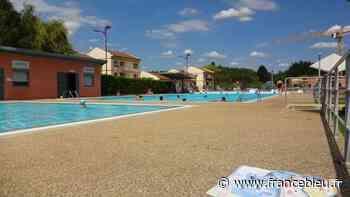 Vienne-Condrieu : la piscine d'Eyzin-Pinet fermée jusqu'au 4 août - France Bleu