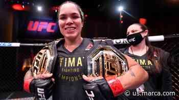Amanda Nunes da positivo a coronavirus y se cancela su pelea contra Julianna Peña en UFC 265 - Marca Claro USA