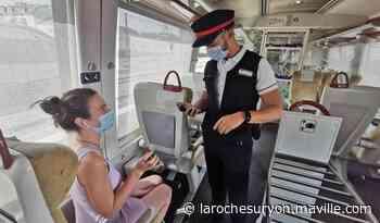 La Roche-sur-Yon. On a suivi Guillaume, contrôleur à la SNCF - maville.com